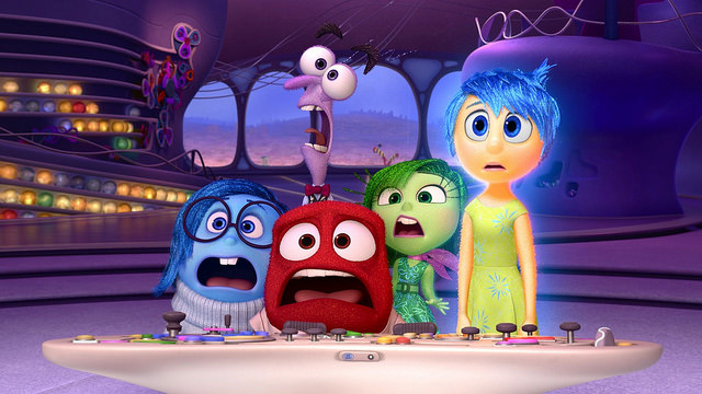 Photo of Disney's Inside Out