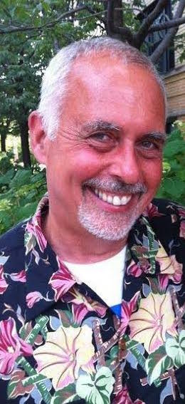 "CRC chaplain Greg Asimakoupoulos has a fondness for Hawaiian shirts and the word ""aloha."""