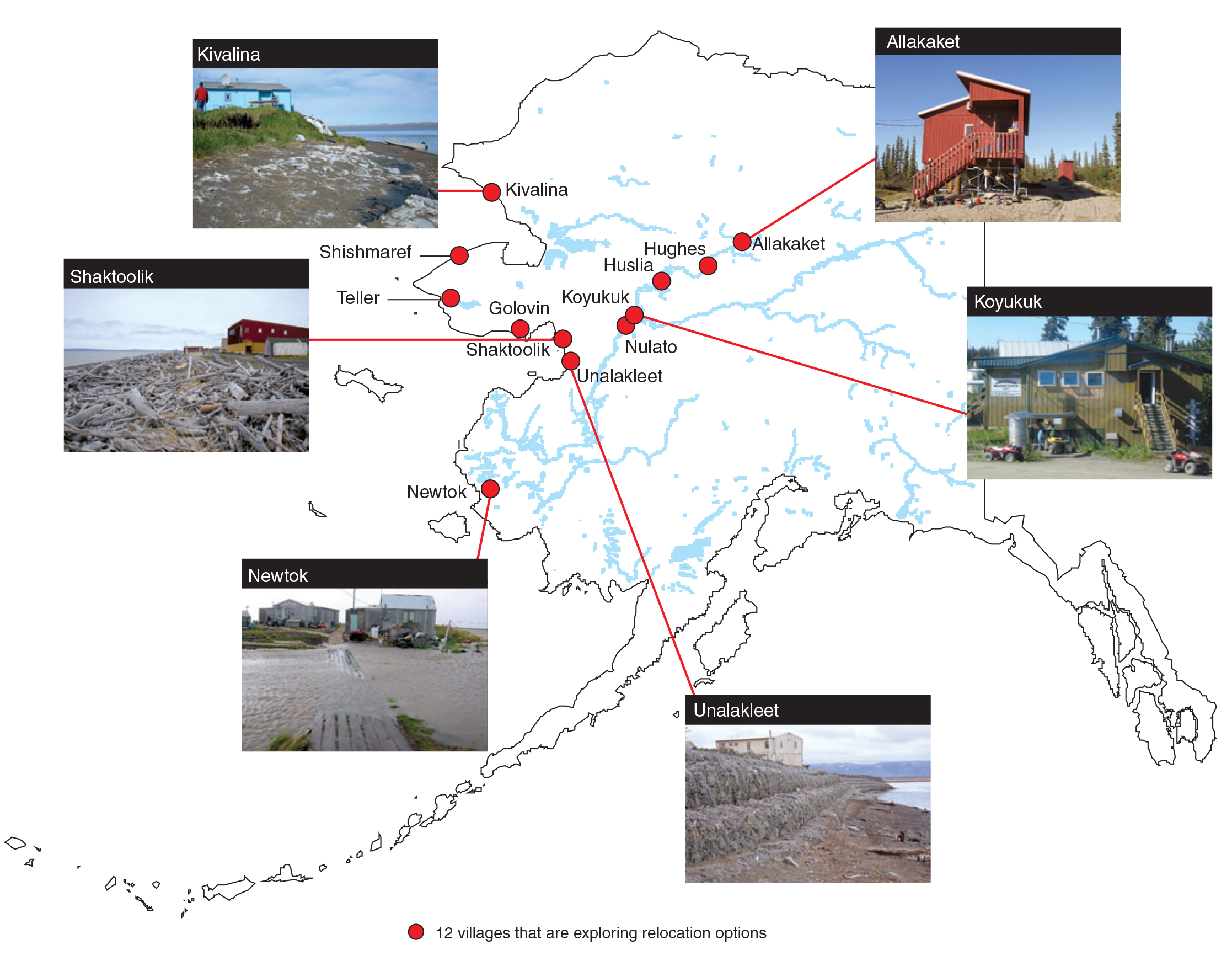 GAO-09-551 Alaska Native Villages: Limited Progress Has Been Mad