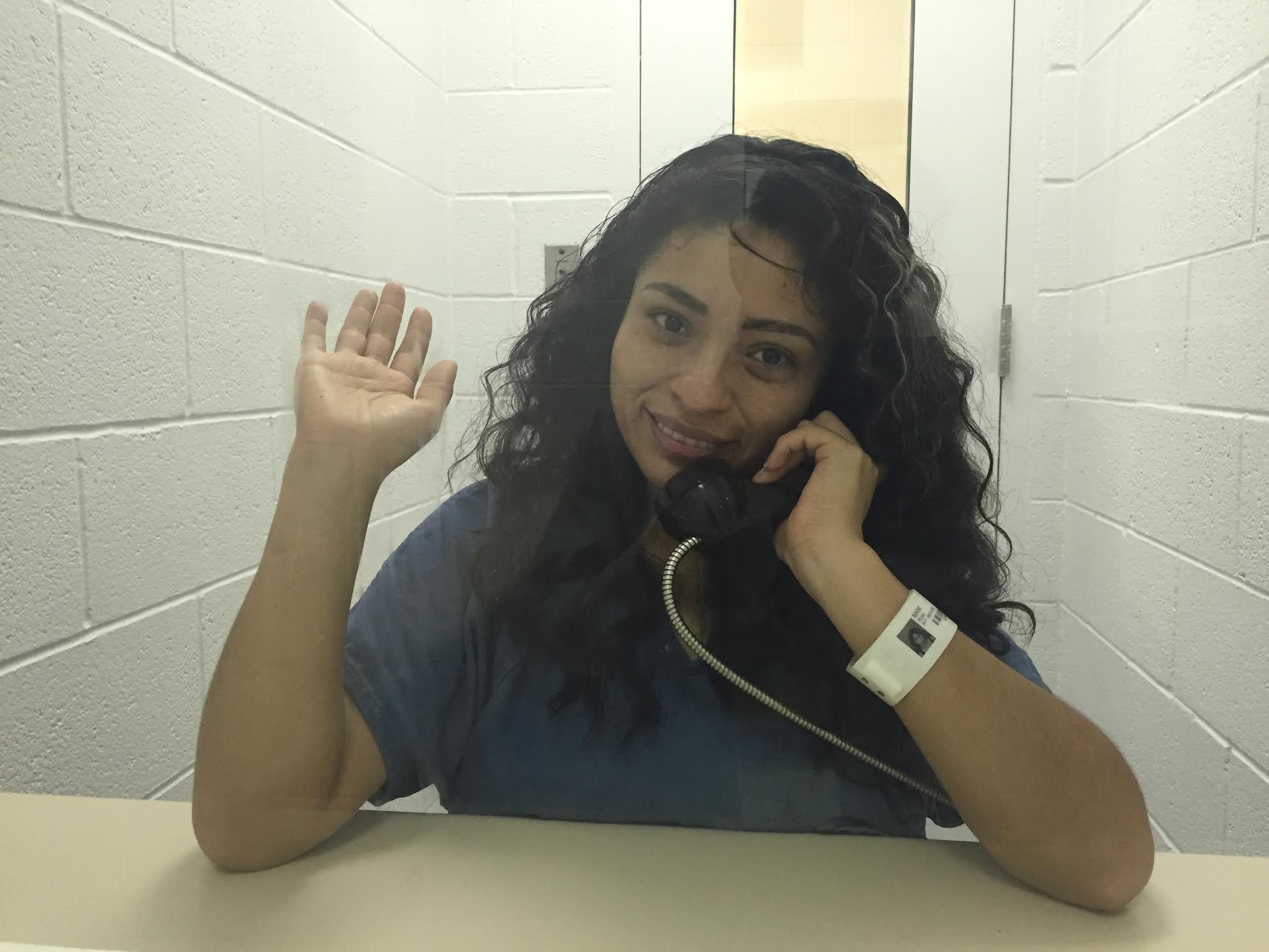 Una foto de Rosa tomada días antes de que fuera deportado