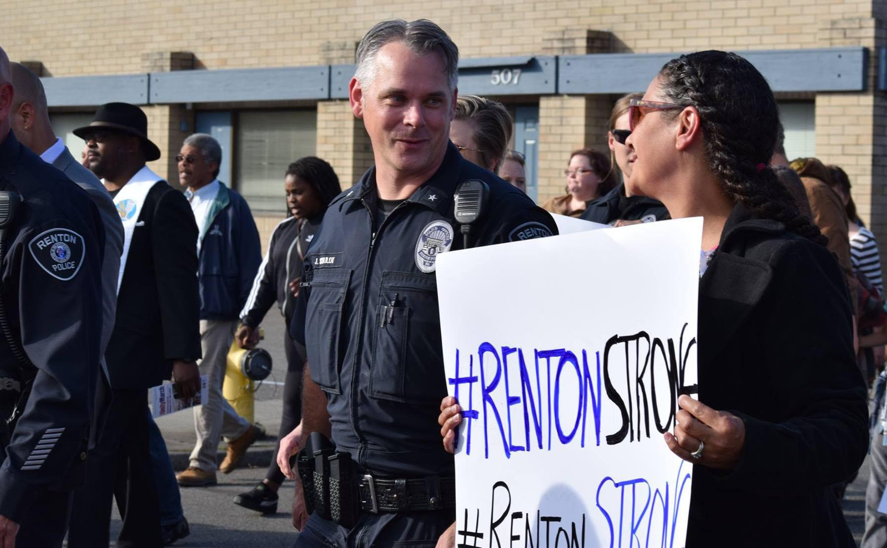 Renton City Hall Police Department