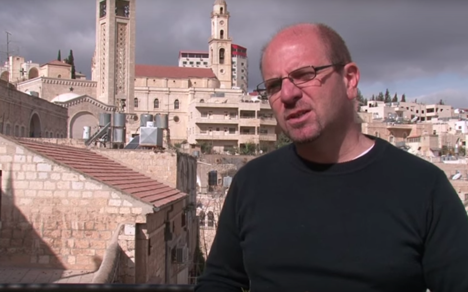 Sami Awad, leader of Holy Land Trust