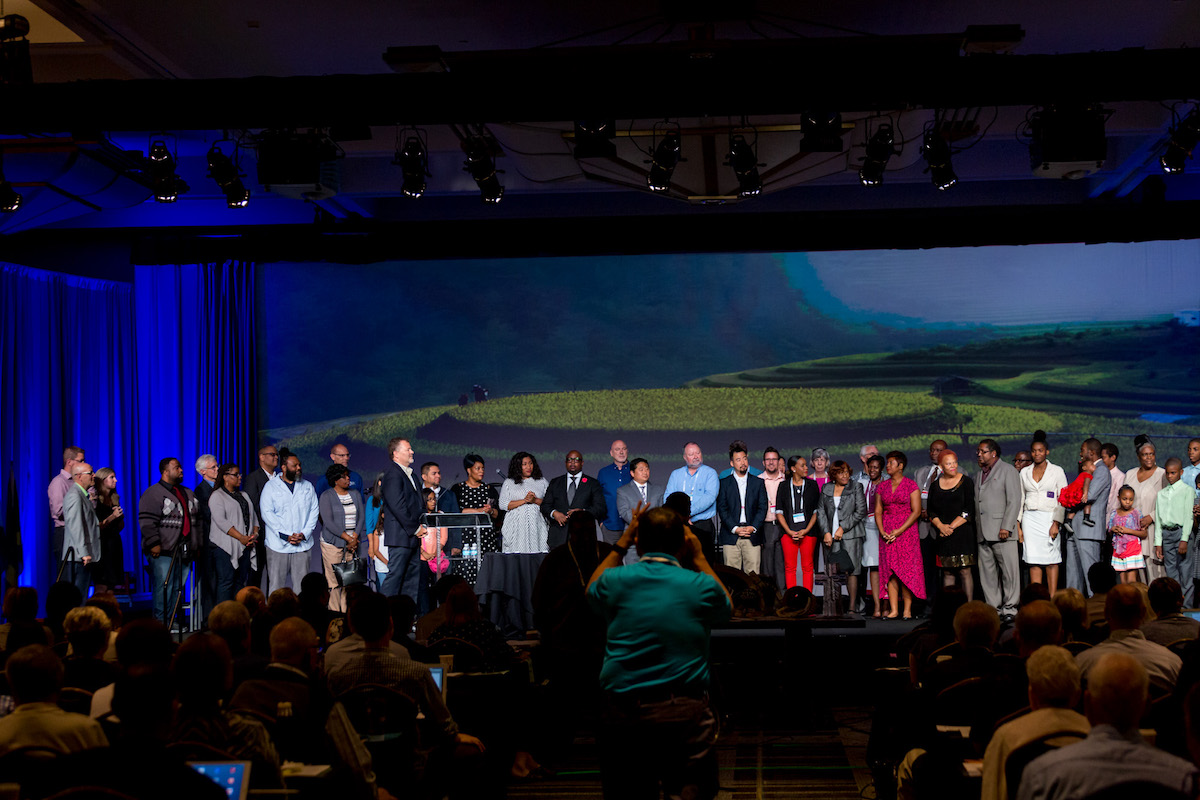 Nine new churches welcomed into the ecc covenant companion detroit mi june 23 2017 nine new churches from six conferences were welcomed into the denomination this morning during the 132nd annual meeting of the publicscrutiny Images