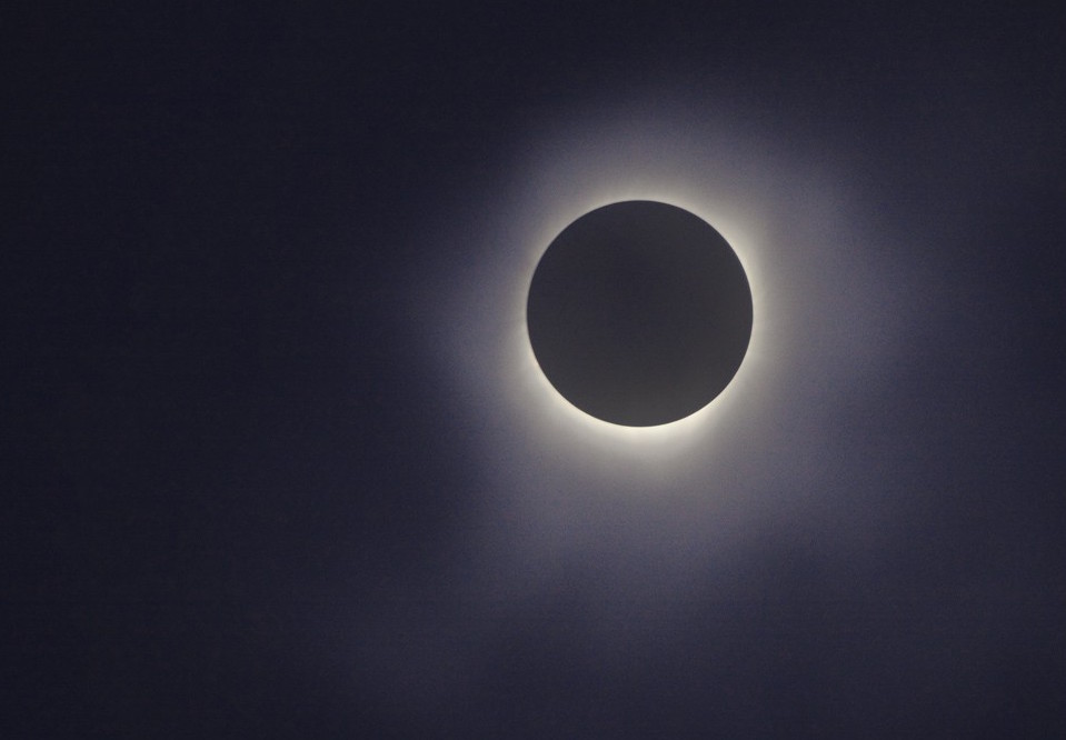 Annie Dillard on a Total Eclipse