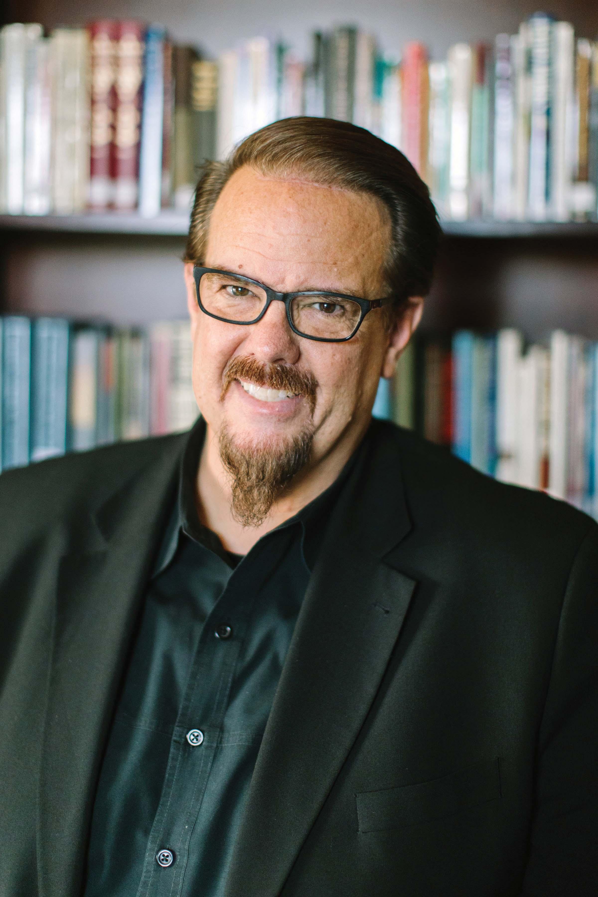 ED STETZER Researcher, Pastor, Missiologist