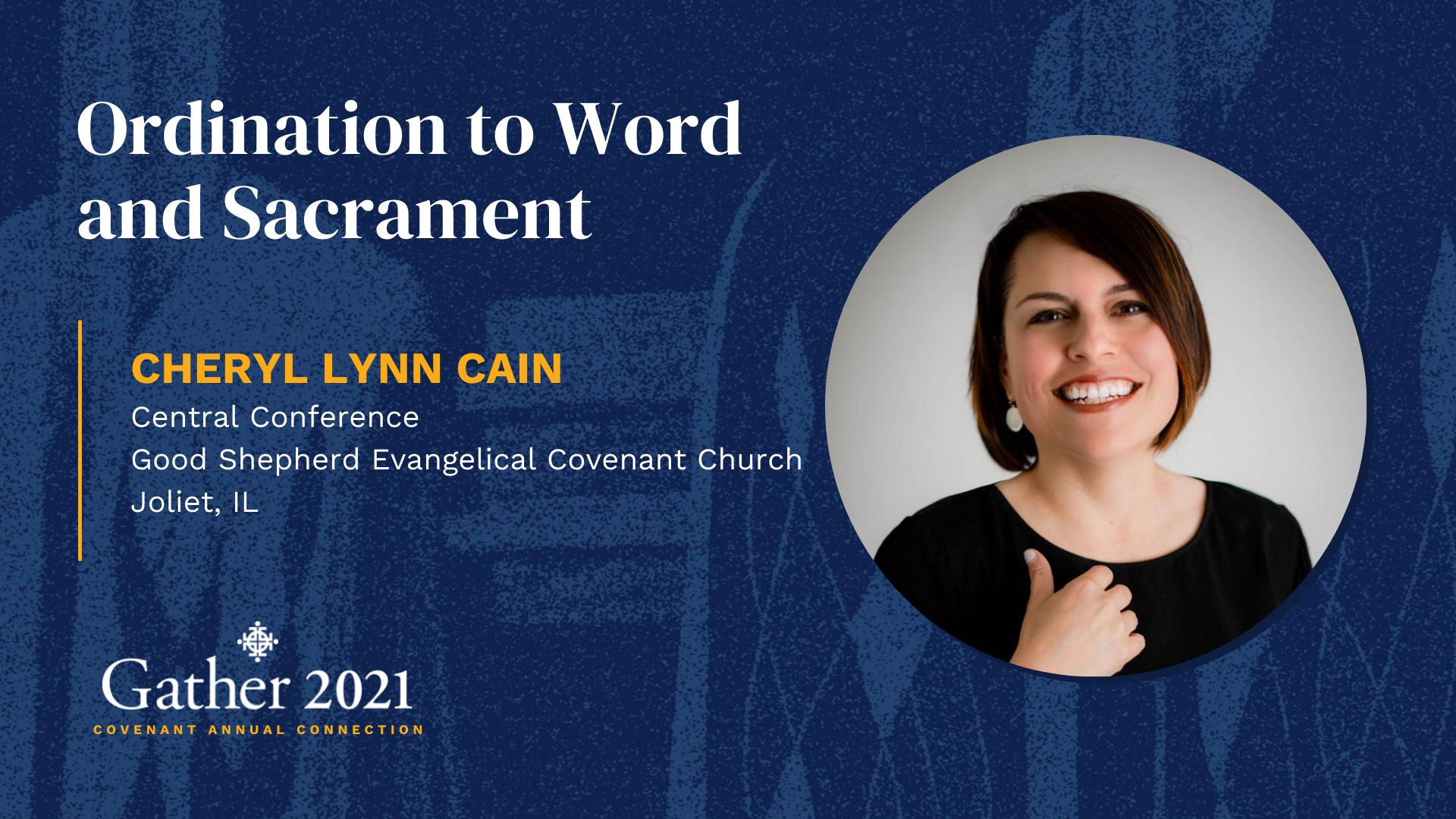 Cheryl Lynn Cain