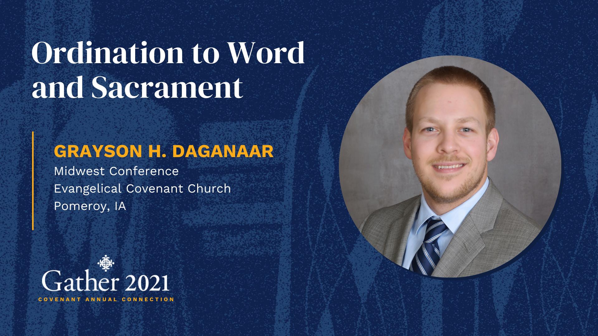 Grayson H. Daganaar