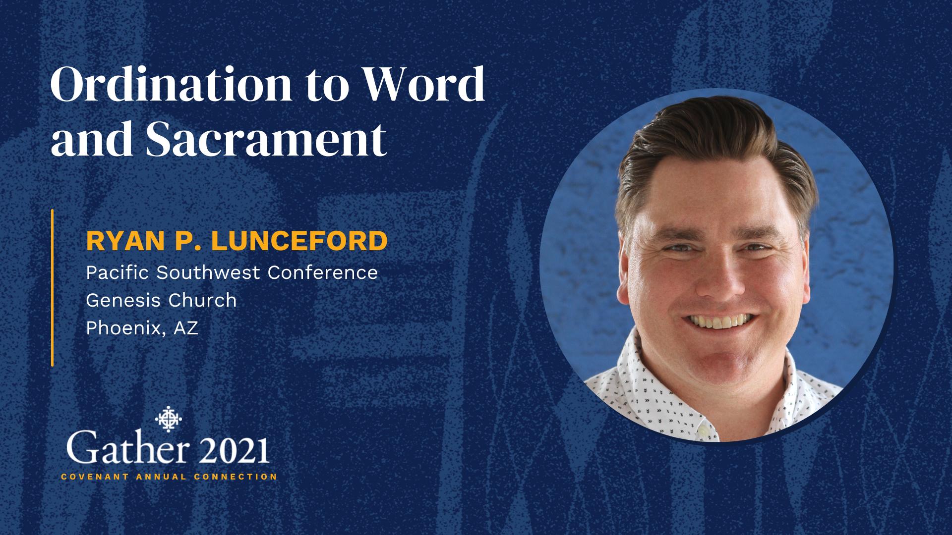 Ryan P. Lunceford