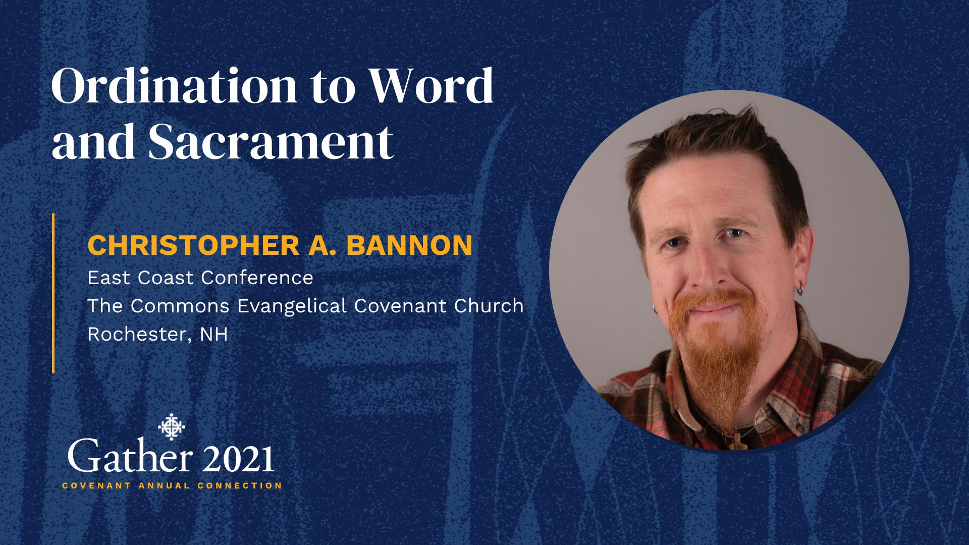 Christopher A. Bannon