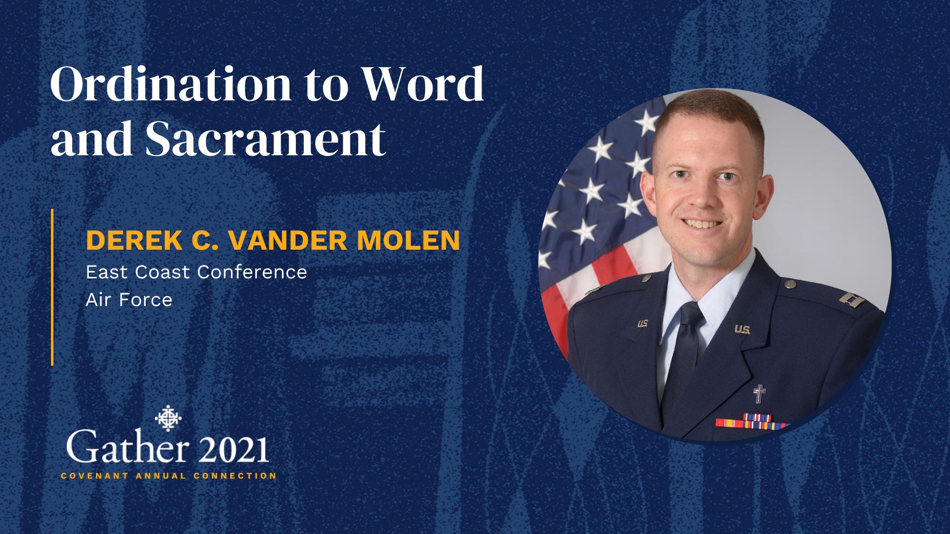 Derek C. Vander Molen